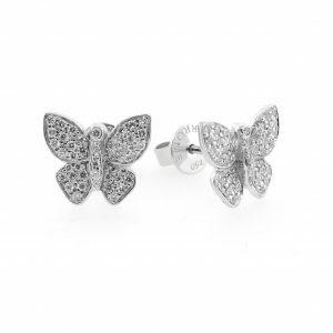 diamond stud earrings sydney and melbourne jeweller