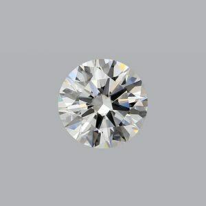 0.70 E VS1 Round Brilliant Cut Diamond- GIA CERT