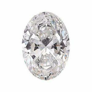 1.53ct E SI1 oval cut diamond- GIA Cert